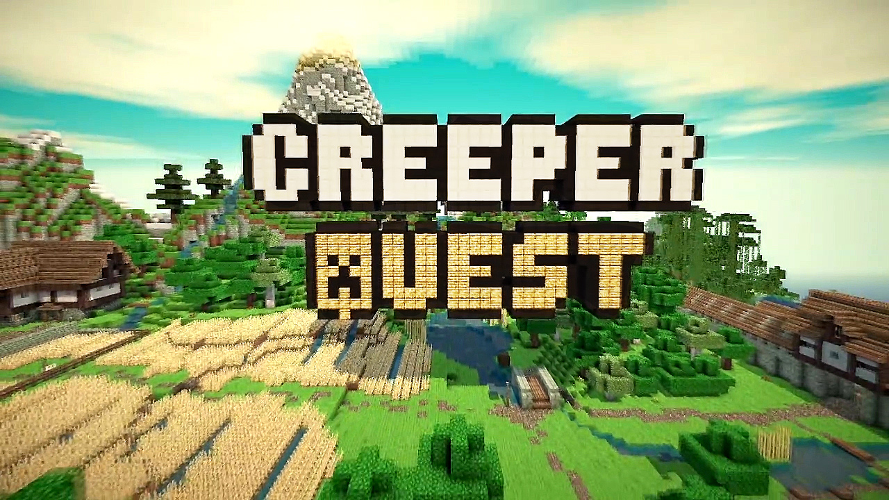 Creeper quest minecraft project published on may 11 2012 51112 256 am gumiabroncs Gallery