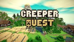 Creeper Quest Minecraft Map & Project