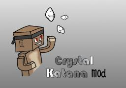 Crystal Katana Monkey Mod! - Destruction Update [Bombs] + Achievements! Minecraft