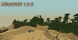 [1.2.5] Minecraft Background|Desert|Jungle Minecraft Map & Project