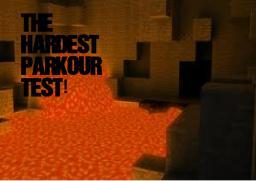 THE HARDEST PARKOUR TEST! Minecraft Project