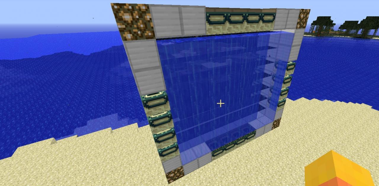 cool ender portal minecraft project