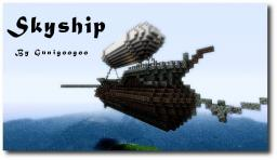 Skyship Minecraft Map & Project