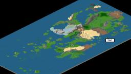 Hyrule Minecraft Map & Project