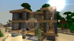Modern house - Enoth house Minecraft Map & Project