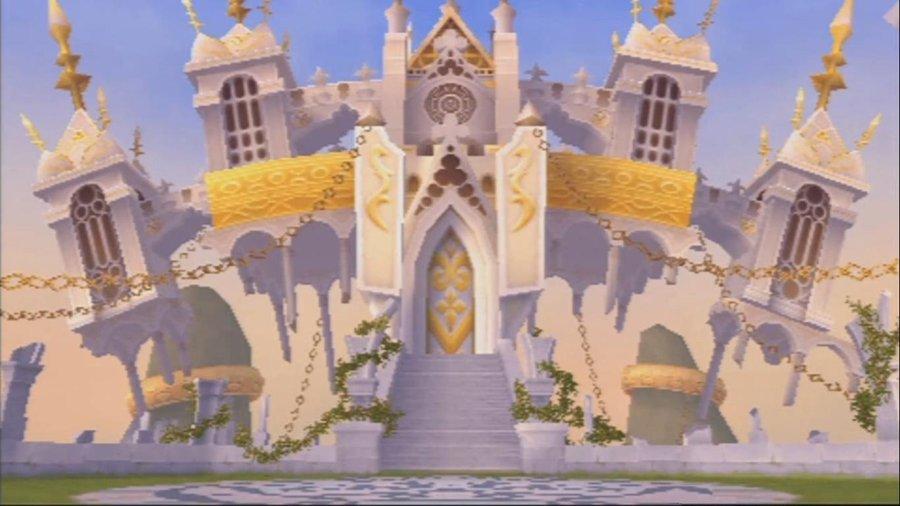 Hiatus Kingdom Hearts The Land Of Departure Minecraft