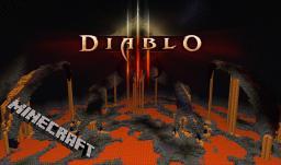 Diablo III Minecraft Map & Project
