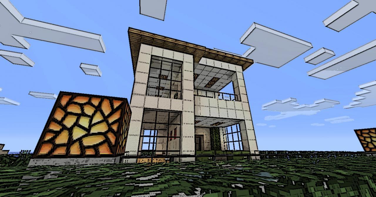 Modern Island Home