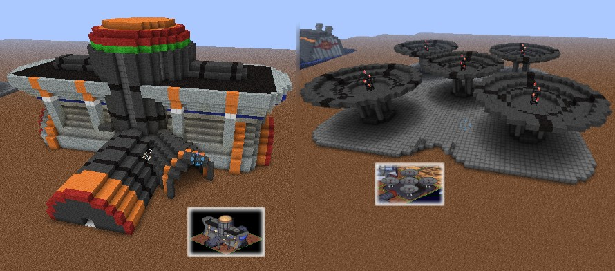 Solar Station/DIRT module