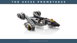 Prometheus Ship Minecraft Map & Project