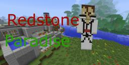 Redstone Paradise  1.1 (Closed) Minecraft Map & Project