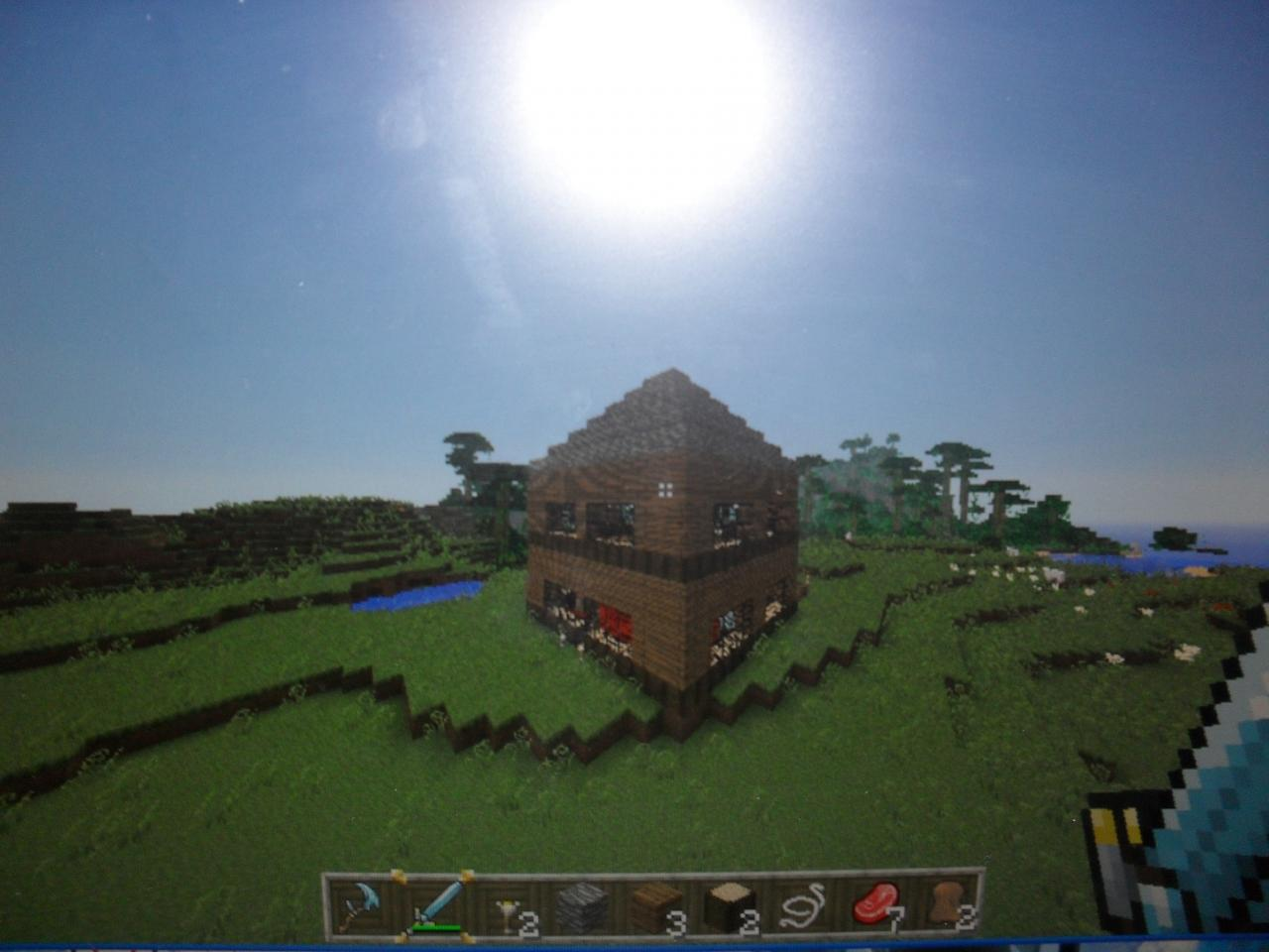 Fancy House Minecraft Project