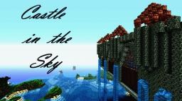 Castle in the Sky Minecraft Map & Project