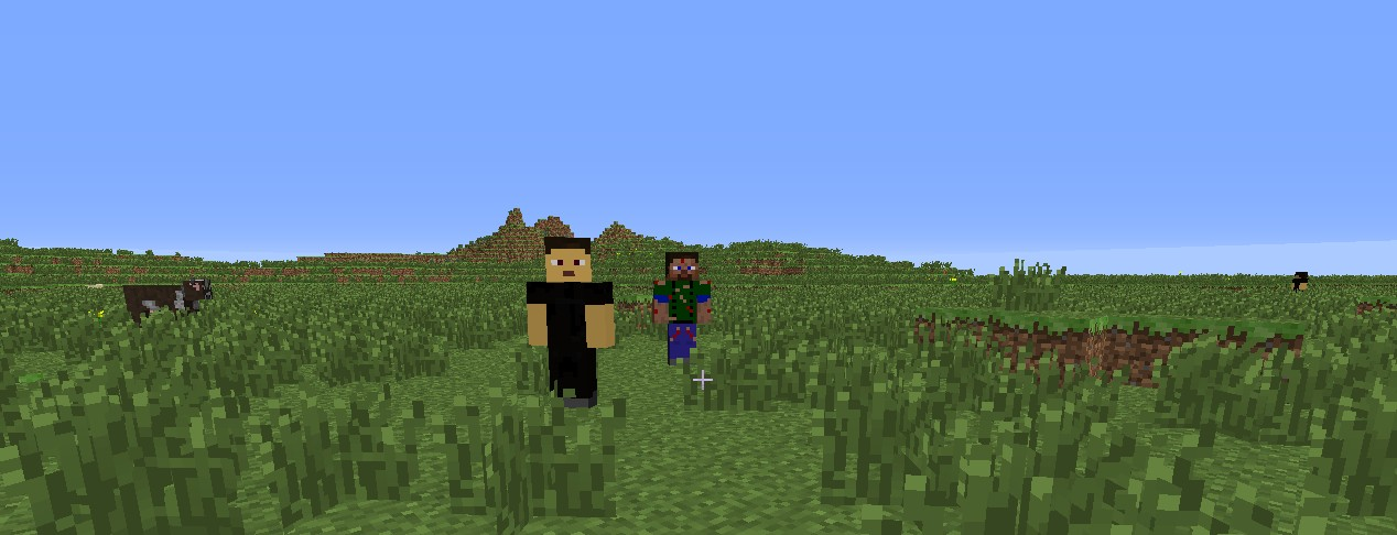 Player Npc Mod! Minecraft Mod