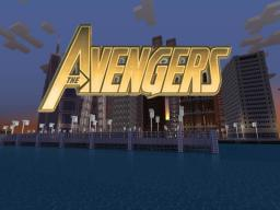 The Avengers - Avenge Minecraftia! - Make Your Own Server! Minecraft Map & Project