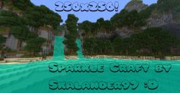 SparkleCraft 256x256 Updated for 1.6.4 and 1.7.2!!!!