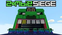 Zombie Siege Minecraft Map & Project