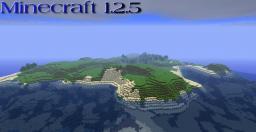 [1.2.5] Minecraft Background Minecraft Map & Project