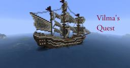 Vilma's Quest - Galleon Minecraft Map & Project
