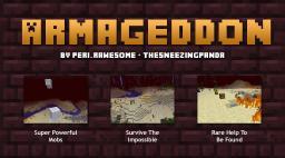 Armageddon Mod Minecraft Mod