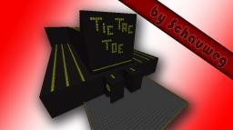 Tic Tac Toe Minecraft Map & Project