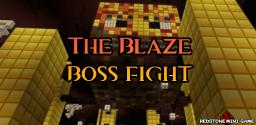Blaze Boss Fight Minecraft Project