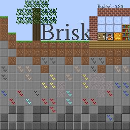 [16x][1.3.2] Brisk (0.90b) Minecraft Texture Pack