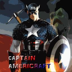 Captain Americraft V1.3 Out NOW!! Minecraft Texture Pack