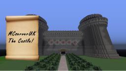 MCserverUKs Castle Minecraft Map & Project