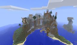 Port Kallium Refined Edition [Download Link] Minecraft Map & Project