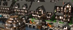 Rendered Minecraft Cinematic: FyreUK Tribute Minecraft Map & Project