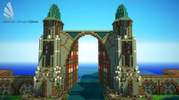 The Gate of Rykene Minecraft Map & Project