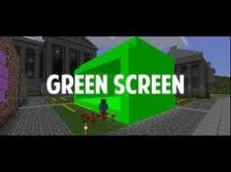 Minecraft movie helpercraft green screen Minecraft Texture Pack