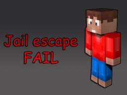 Jail escape Fail (minecraft animation)