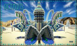 Octavis, Desert* Temple Minecraft Map & Project