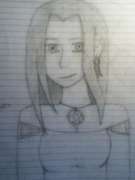 Kiara (drawing)