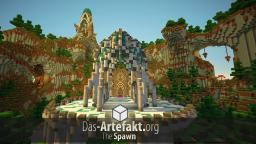 Das-Artefakt Spawn Minecraft Map & Project