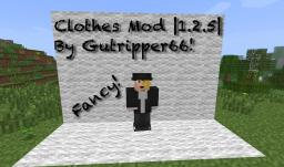 The Clothes Mod! |1.2.5| Minecraft Mod