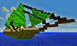 """""""von Humboldt"""" Ship Minecraft Map & Project"""