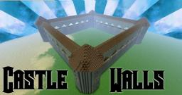 Castle Walls Minecraft