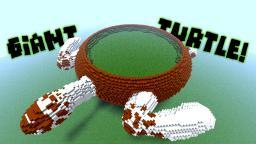 Giant Turtle (Empty) Minecraft