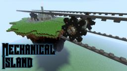 Mechanical Island Minecraft