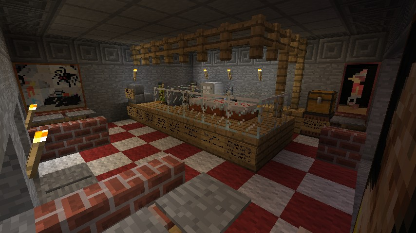 Bakery Minecraft Project