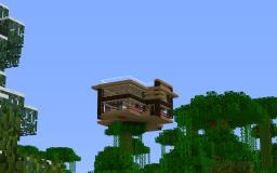 Survival Treehouse!