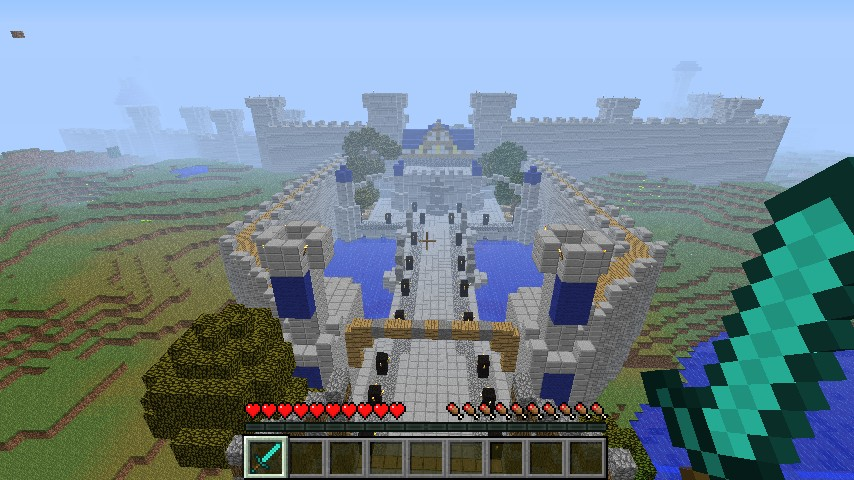 Minecraft World Of Warcraft Buildings