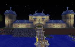 Castle (Old new coming soon) Minecraft Project