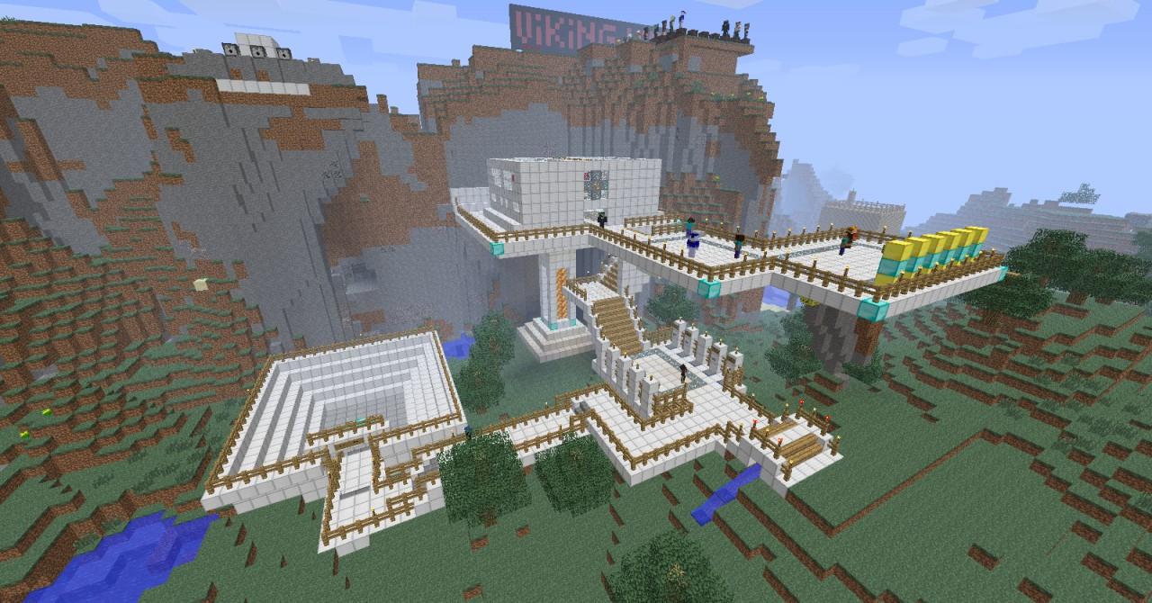 ViKiNg LiFe Minecraft Server