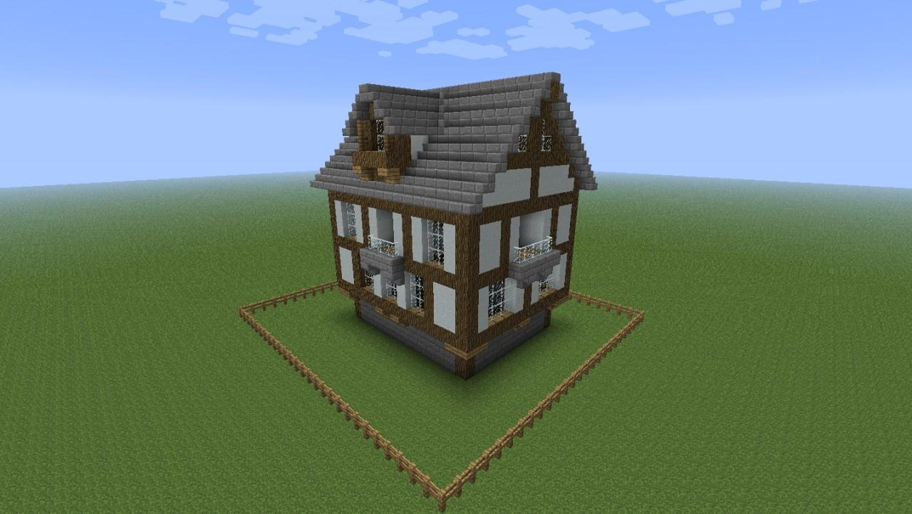 Big house downloadable minecraft project - Plan de maison campagne ...