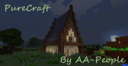 PureCraft [HD] [32x] [v1.3.1] [AA-people] Minecraft Texture Pack