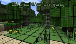 [1.3.1]Black'o'Lines v3 Minecraft